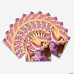 16 Disney Tangled Beverage Napkins