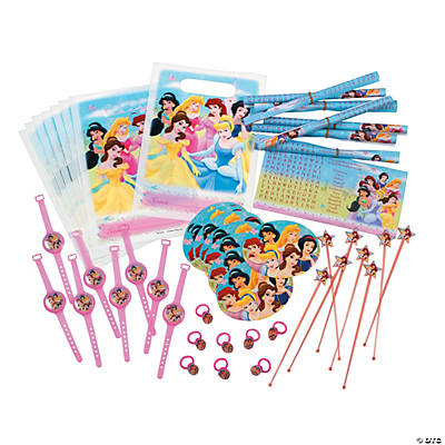 48 Pc. Disney Princess Dreams Filled Favor Pack