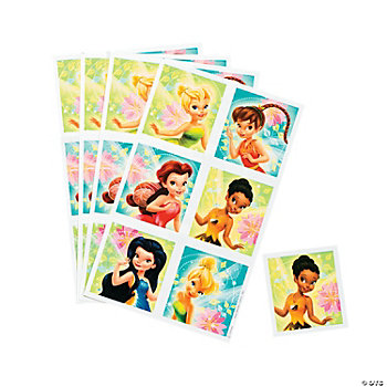 Tinker Bell Fairies Stickers