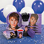 """Justin Bieber"" Basic Party Pack"