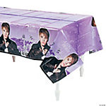 """Justin Bieber"" Table Cover"