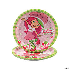 8 Strawberry Shortcake™ Dinner Plates