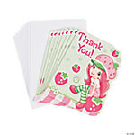 Strawberry Shortcake™ Thank You Cards