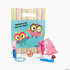 You're A Hoot Filled Treat Bag