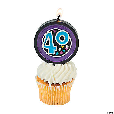40th Candle