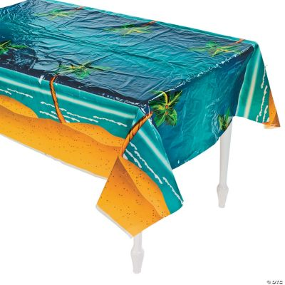 Tropical Palm Tree Tablecloth