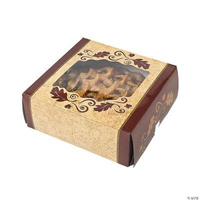 Thanksgiving Turkey Pie Boxes