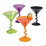 Halloween Martini Glasses