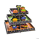 Foam Halloween Cocktail Tiered Tray