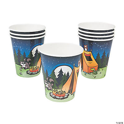 Camp Adventure Cups