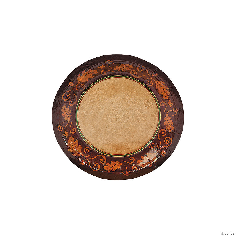 sc 1 st  Oriental Trading : turkey paper plates - pezcame.com