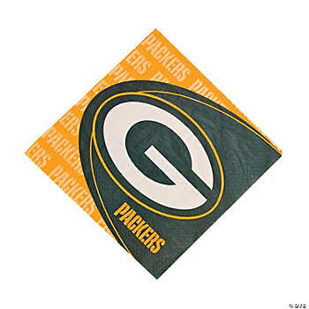 NFL® Green Bay Packers™ Lunch Napkins