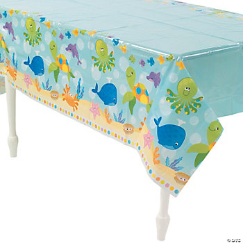 Under The Sea Table Cover