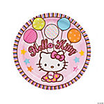 Hello Kitty® Balloon Dreams Party Plates