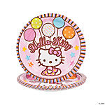 Hello Kitty® Balloon Dreams Dessert Plates