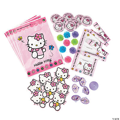 """Hello Kitty®"" Balloon Dreams Filled Favor Packs"
