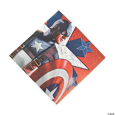 Captain America™ the First Avenger Luncheon Napkins