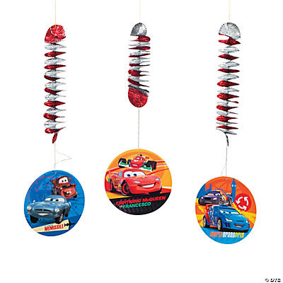 Cars 2® Dangling Spirals