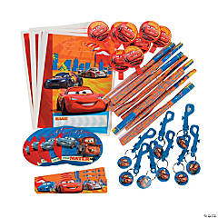Cars 2® Filled Favor Pack