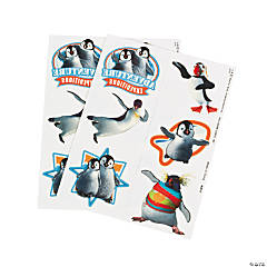Happy Feet Two™ Tattoos