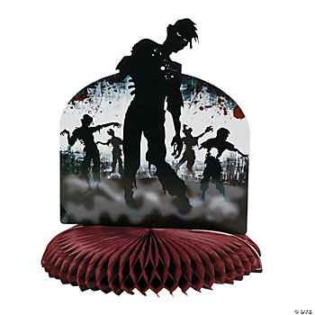 Zombie Party Centerpiece