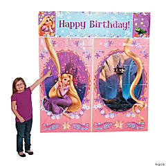 Disney's Tangled Scene Setter Wall Decorating Kit