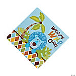 Safari Boy Lunch Napkins