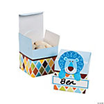 Safari Boy Favor Boxes