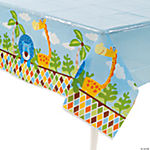 Safari Boy Table Cover