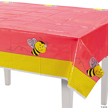 Bee Party Table Cover