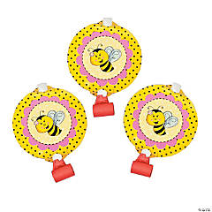 12 Bee Party Blowouts