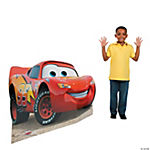 Disney's Cars 2® Lightning McQueen Stand-Up