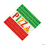 Pizza Party Luncheon Napkins