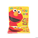 Sesame Street® Elmo's 1st Birthday Dinner Plates