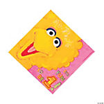 Sesame Street® 1st Birthday Big Bird Luncheon Napkins
