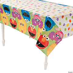 Sesame Street® 1st Birthday Tablecloth