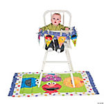 Sesame Street® 1st Birthday High Chair Decorating Kit