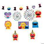 Sesame Street™ 1st Birthday Room Decorating Kit