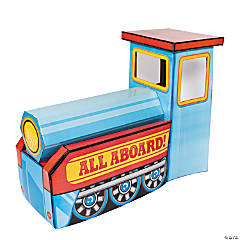 3D Train Stand-Up