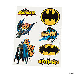 Batman™ Heroes Tattoos