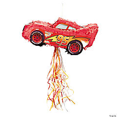 Disney's Cars 2 3D Pinata