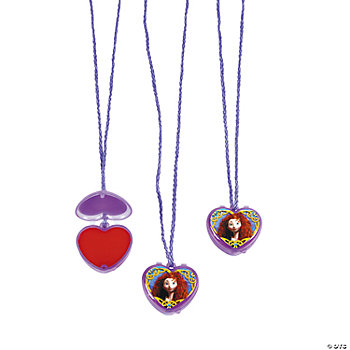 Disney's Brave Lip Gloss Necklaces