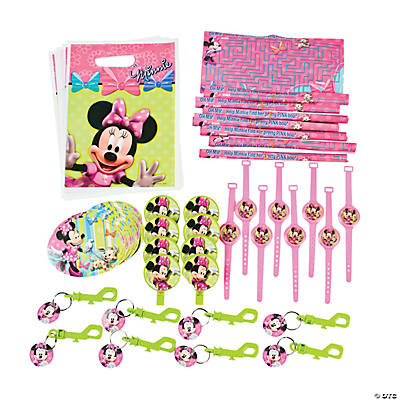 Minnie Mouse's Bow-Tique Filled Favor Pack