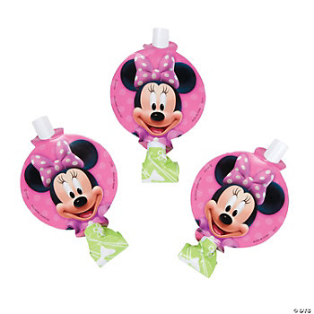 Minnie Mouse's Bow-Tique Blowouts - Oriental Trading