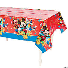 Mickey & Friends Tablecloth