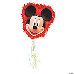 Mickey & Friends Pull-String Piñata