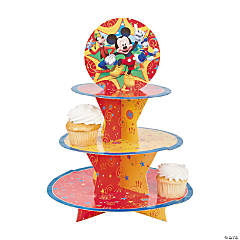 Mickey & Friends Tiered Cupcake Tray