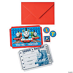 Thomas The Tank & Friends™ Invitations