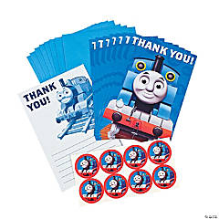 "Thomas The Tank & Friends™ ""Thank You"" Cards"