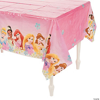 Disney's Fanciful Princess Table Cover